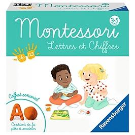 Montessori - Lettres Et Chiffres - Aucune - 4005556208050