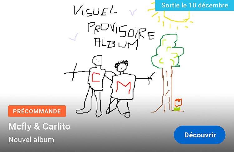 McFly & Carlito - Nouvel album - Précommande