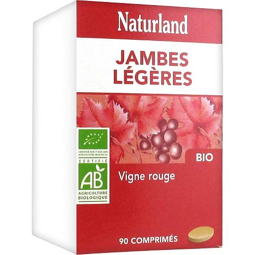 Vigne rouge bio 90 comprimés