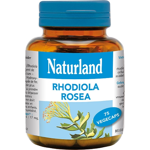 Rhodiola rosea 75 végécaps