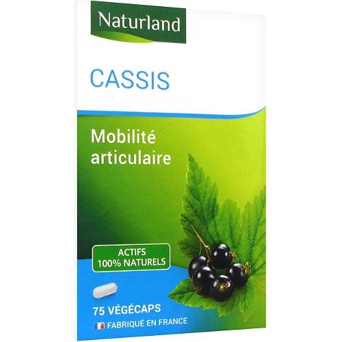Cassis (75 vgcaps) naturland