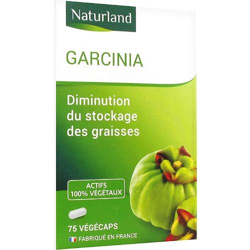 Garcinia 75 végécaps