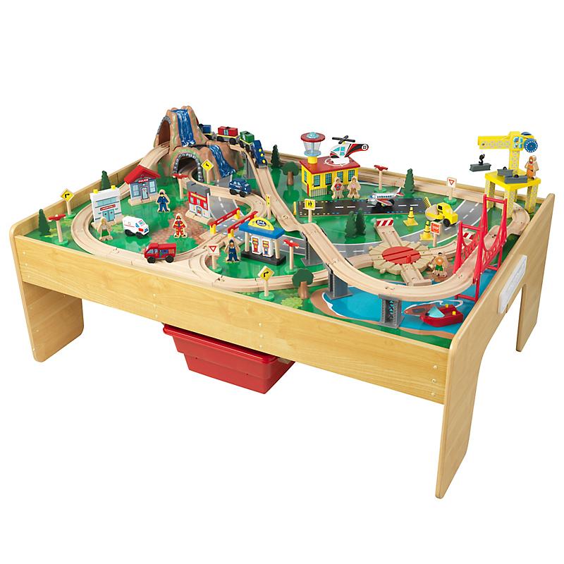 Table et circuit en bois Adventure - KIDKRAFT