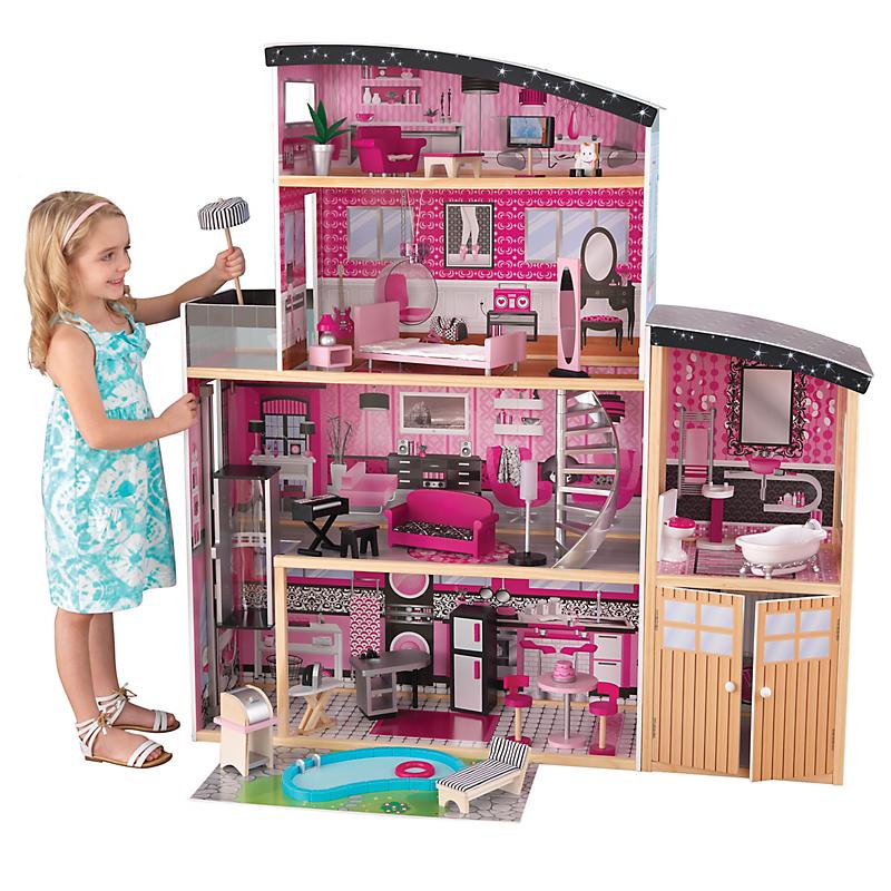 Maison de poupées Sparkle - KIDKRAFT