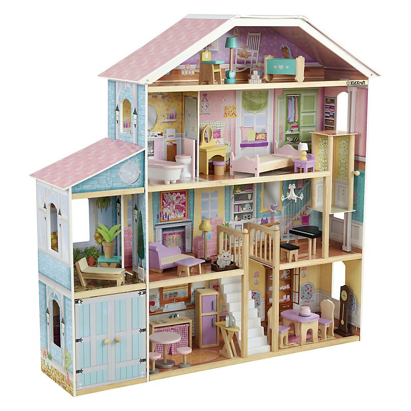 Maison de poupées Grand View - KIDKRAFT