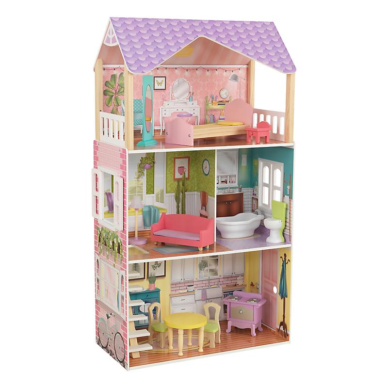 Maison de poupées Poppy - KIDKRAFT