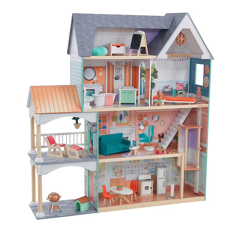 Maison de poupées Dahlia - KIDKRAFT