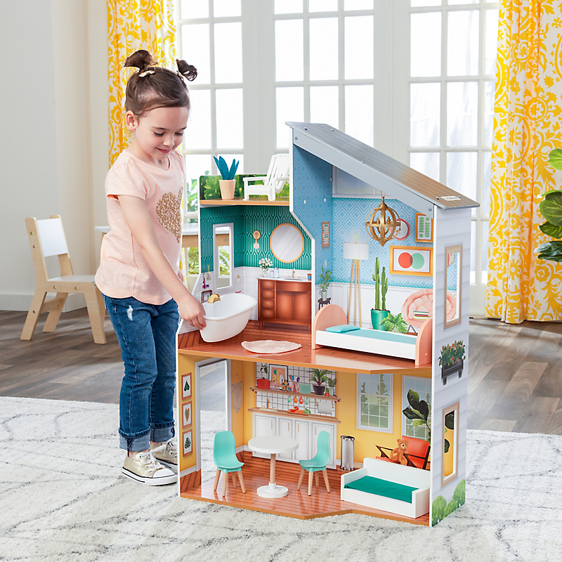 Maison de poupées en bois Emily - KIDKRAFT