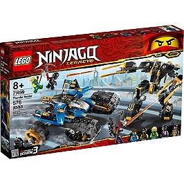 Lego® Ninjago® - Le Tout-Terrain De Combat - 71699 - 71699