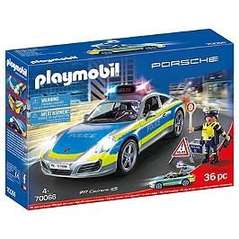 Porsche 911 Carrera 4S Police - Porsche - 70066