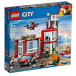 Lego® City - La Caserne De Pompiers - 60215 - 60215