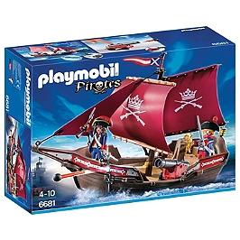 PLAYMOBIL - Chaloupe Des Soldats - 6681