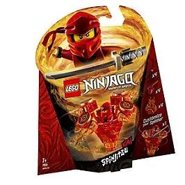 LEGO® NINJAGO® - Toupie Spinjitzu Kai - 70659 - 70659