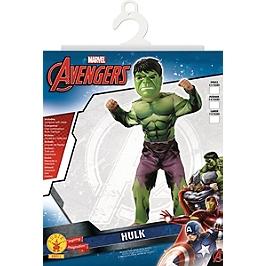 Avengers - Déguisement Classique Hulk Assemble Taille L - Marvel - The Avengers - I-888911L