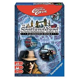 Scotland Yard 'Coup De Cur' - Aucune - 4005556266517
