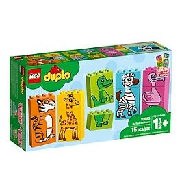 LEGO® DUPLO® Mes 1ers pas - Mon premier puzzle amusant - 10885 - 10885