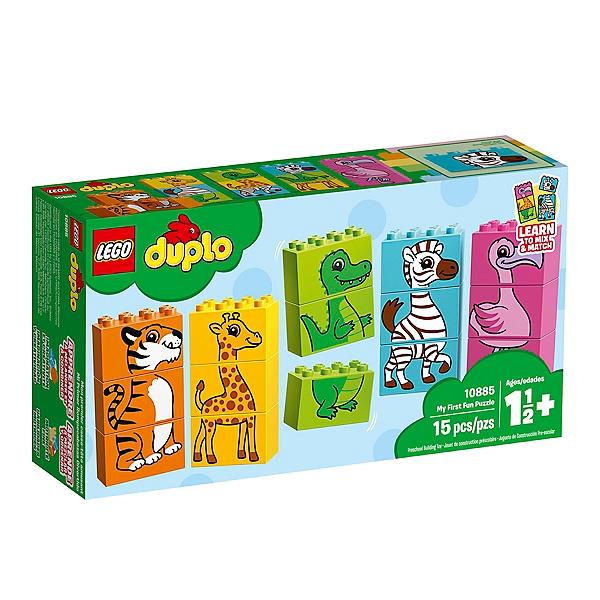 Pas Puzzle Duplo® 10885 Mes 1ers Mon Amusant Premier Lego® H2I9ED
