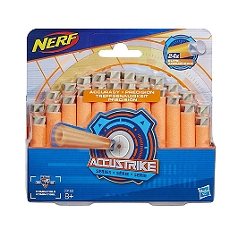 Nerf Elite Accustrike Flechettes X24 - Hasbro - C0163EU40