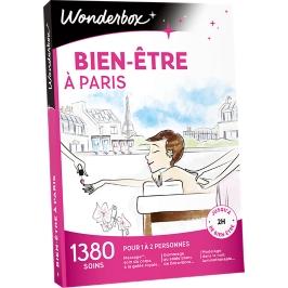 Wonderbox - Bien-être à  Paris
