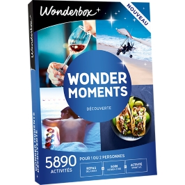 Wonderbox - Wonder Moments Découverte