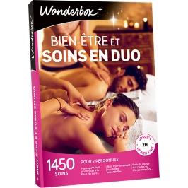 Wonderbox - Bien-être et soins en duo