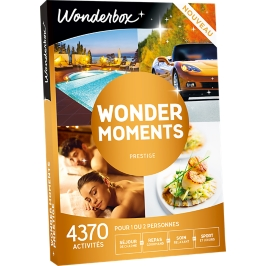 Wonderbox - Wonder Moments Prestige