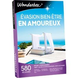 Wonderbox - Évasion bien-être en amoureux