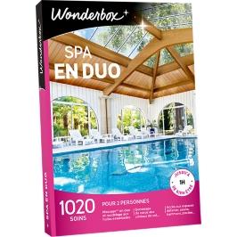 Wonderbox - Spa en duo