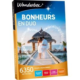 Wonderbox - Bonheurs en duo