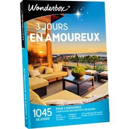 Wonderbox - 3 jours en amoureux