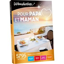 Wonderbox - Pour papa et maman