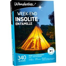 Wonderbox - Week-end insolite en famille
