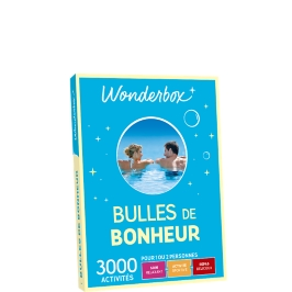Wonderbox - Bulles de bonheur