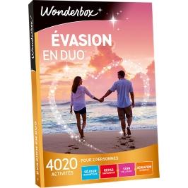 Wonderbox - Evasion en duo