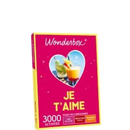 Wonderbox - Je t'aime