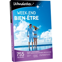 Wonderbox - Week-end bien-être
