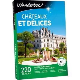 Wonderbox - Châteaux et délices