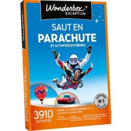 Wonderbox - Saut en parachute et activités extrêmes