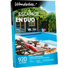Wonderbox - Escapade en duo