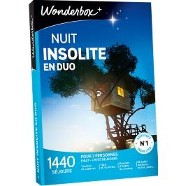 Wonderbox - Nuit insolite en duo