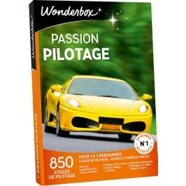 Wonderbox - Passion Pilotage