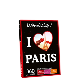 Wonderbox - I love Paris