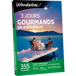 Wonderbox - 3 jours gourmands en amoureux