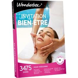 Wonderbox - Invitation bien-être