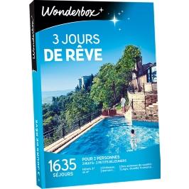 Wonderbox - 3 jours de rêve