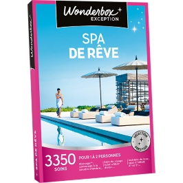 Wonderbox - Spa de rêve