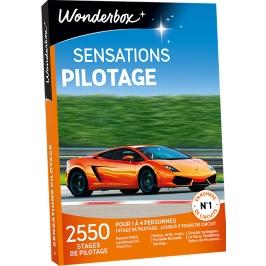 Wonderbox - Sensations Pilotage