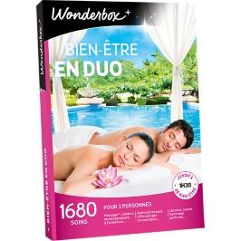 Wonderbox - Bien-être en duo