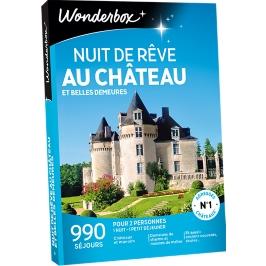 Wonderbox - Nuit de rêve au château et belles demeures