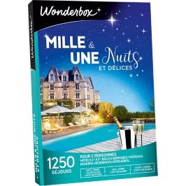 Wonderbox - Mille et une nuits et  Délices